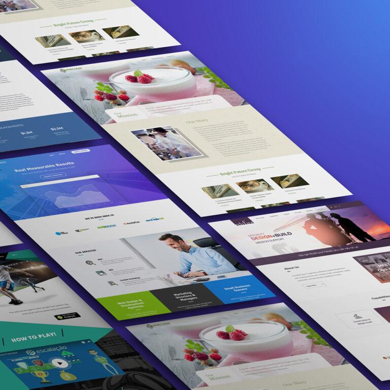 Webdesign Hallein